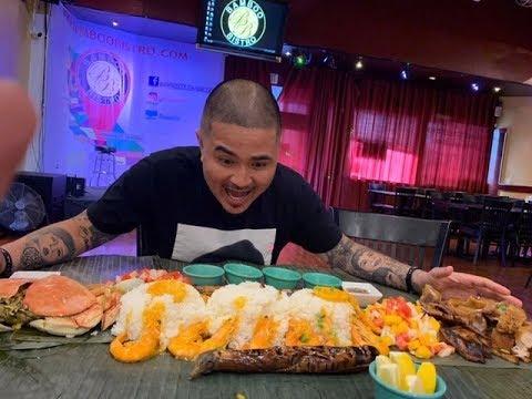 FILIPINO FOOD KAMAYAN!