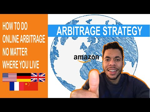 How To Do Online Arbitrage Worldwide - My Prep Center Recommendations