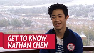 Get To Know Nathan Chen