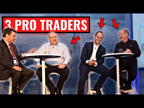 Matchbook Traders Conference: Peter Webb, Caan Berry And Daniel Weston...