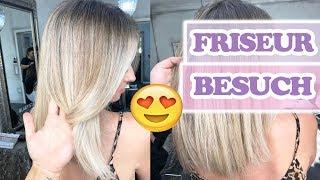 FMA FRISEUR BESUCH Wieder hellere Haare