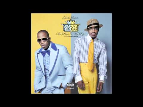 Кліп Outkast - She Lives In My Lap