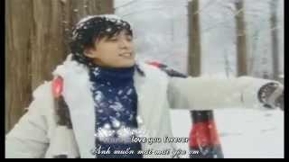 [Vietsub+Kara] My memory- Winter Sonata OST (Bản tình ca mùa đông OST)