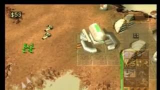 DUNE 2000 PSX PS1 - Прохождение Ордосы ORDOS ARMY PART 1