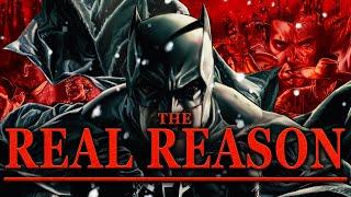 The REAL Reason Batman Does Not Kill