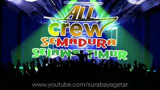 DJ NANANK Closing Party ALL CREW Semadura&Sejawatimur Season III Live The Warehouse Surabaya Getar