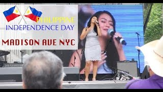VLOG / Shane Ericks in The Philippine Independence Day at Madison Ave NYC 2017