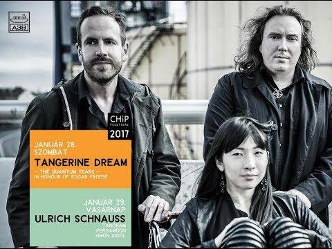 Tangerine Dream Live A38 Budapest 28.1.17 Full Concert (AUDIO ONLY)