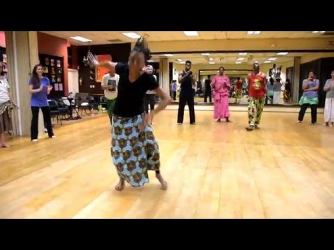 Encinitas West African Dance