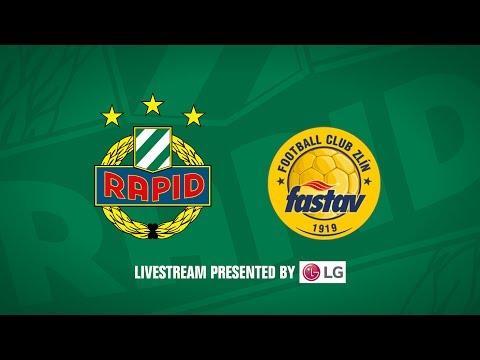 LIVE: SK Rapid - FC Fastav Zlin