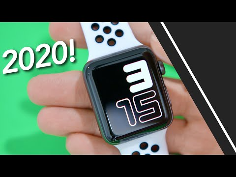 Apple Watch Series 3: A Great Buy For 2020!