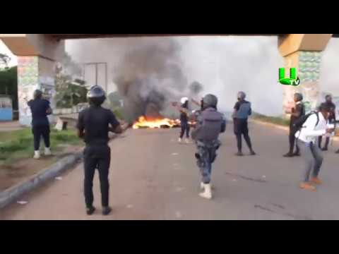 Madina-Adenta-Aburi highway protest; residents speak