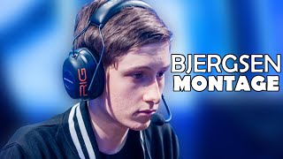 "Bjergsen ""The Magician"" Super Montage 2013-2015 