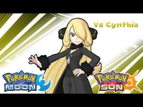 10 Hours Cynthia Battle Music - Pokemon Sun & Moon Music Extended