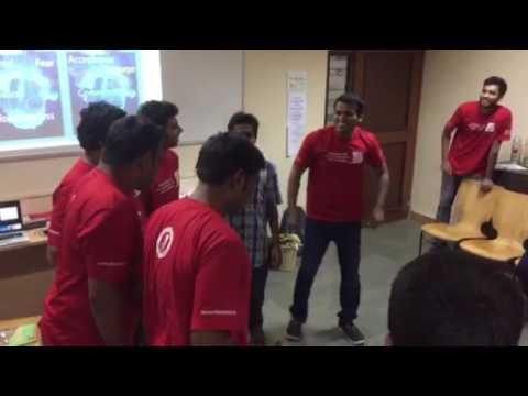 Vipul's Live Your Idea Activity - Group 2