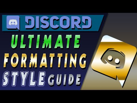 How To Type In Color On Discord: Discord Color Text & Discord Formatting Syntax Codes