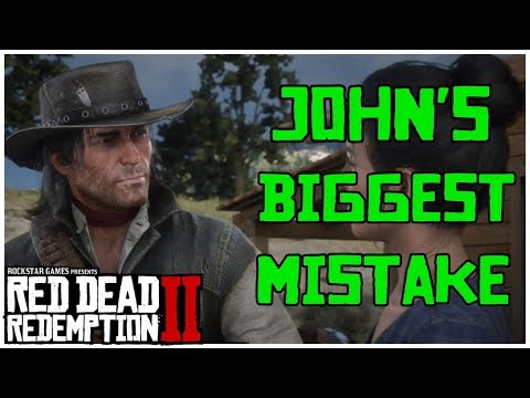 Why John should have Taken Arthurs Advice | Red Dead Redemption 2 thumbnail