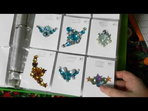 Gem Cluster Display Tour