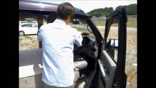 エブリイキャンピングカーもどきは、とうとうソーラーパネルを装備して...