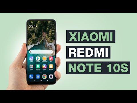 Xiaomi REDMI NOTE 10S TEST - Günstiges Daily Smartphone mit guter Leistung? Deutsch - Testventure