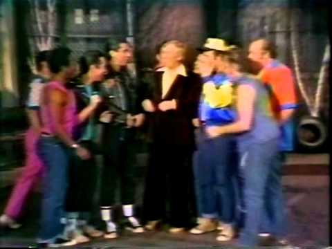 Johnnie Ray, Sha Na Na--Cry, 1977 TV