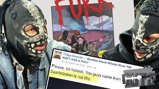 """Genetikk über den """"Shitstorm"""" wegen ihres Favela Album Covers"""