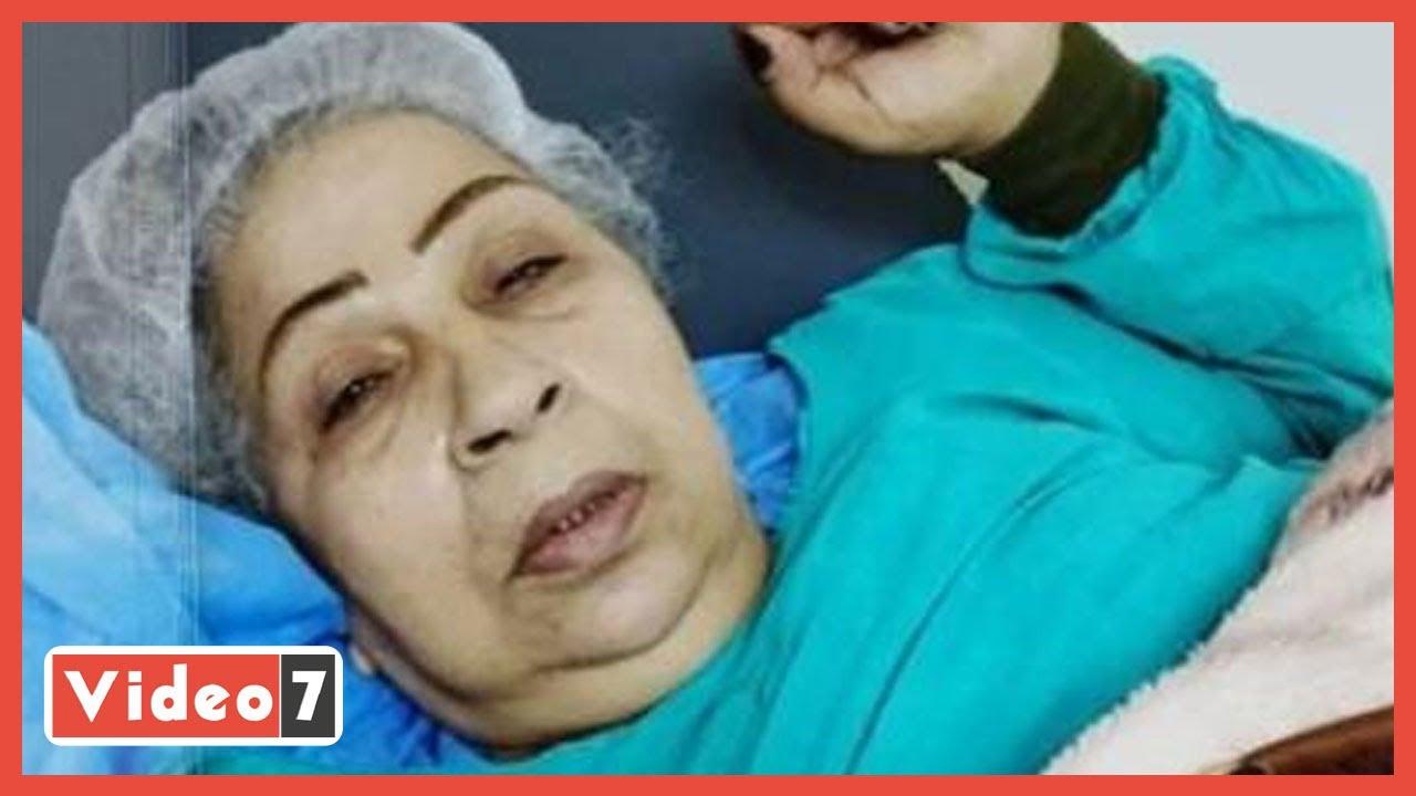 الطبيب المعالج للفنانة فاطمة كشري يكشف سبب تدهور حالتها الصحية وحقيقة الشاش المتروك في بطنها  - 16:56-2021 / 6 / 14