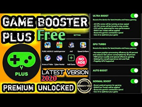 BEST GAME BOOSTER FOR ANDROID | HOW TO FIX LAG IN GAMES ON ANY ANDROID | BOOST GAMING PERFORMANCE
