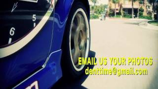 Dent Time - CHIPS - Mobile Dent / Bumper Repair Service Company San Diego