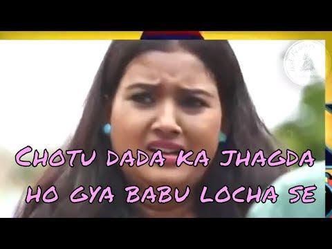 khandesh ka dada mumbai ki radha || Chotu dada | Roast By BADE BHAI