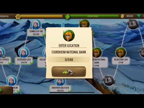 Fjordheim National Bank - Scandinavia [Diggy's Adventure]