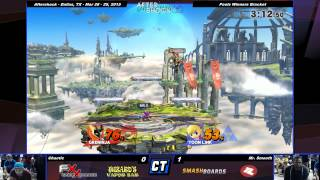 Aftershock - Chaotic vs Mr. Smooth - Smash Wii U