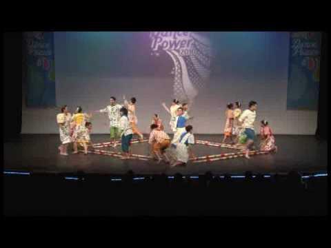 Tinikling @ Dance Power 2010