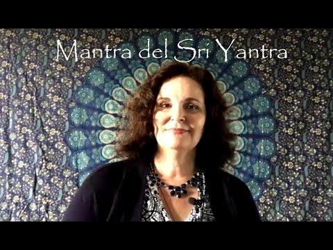 Mantra del Sri Yantra