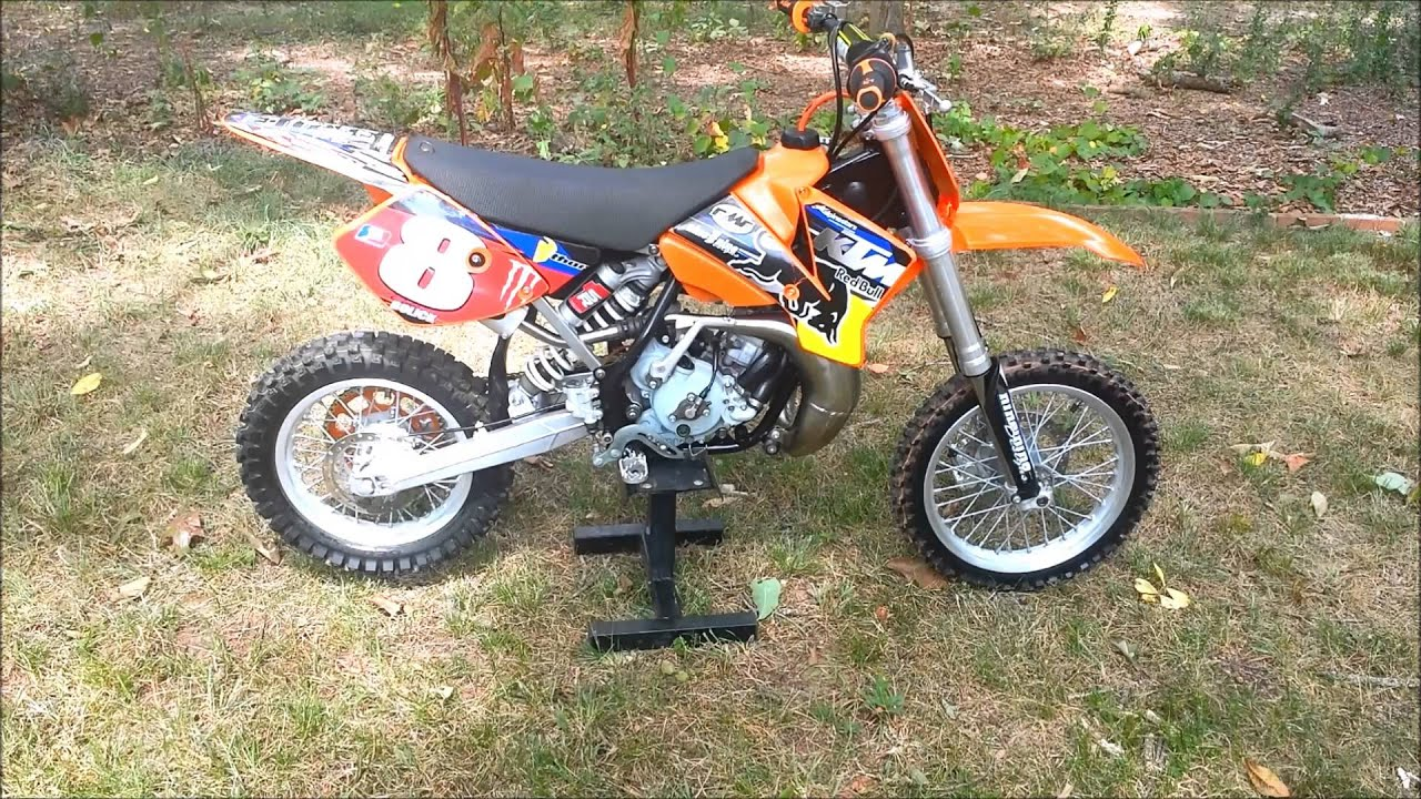 craigslist dirt bike project part 9 2007 ktm 65 sx youtube. Black Bedroom Furniture Sets. Home Design Ideas