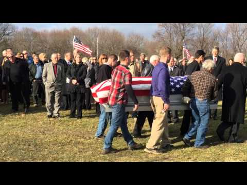 Military Funeral - SSGT Norman Donnie Ball, USAF, Vietnam Veteran