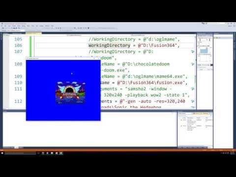 Rendering programs inside frontend window followup