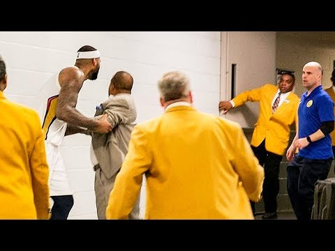 Kevin Durant RUNS AWAY FROM FIGHT with DeMarcus Cousins After Both Got Ejected!!!