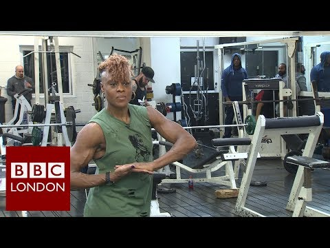 Bodybuilding World Champion on her sucess – BBC London News