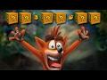 E saiu o anúncio de Crash: conheça a data da trilogia remasterizada no PS4!