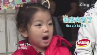 Vietsub Bố Ơi, Mình Đi Đâu Thế China Season 4 : Arale thẻ nhiệm vụ fix audio