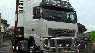 Volvo FH 16 600 hp B double