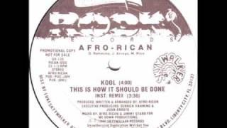 Afro-Rican - Kool