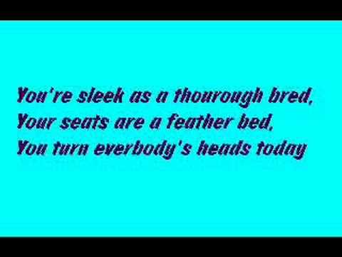 Chitty Chitty Bang Bang - with lyrics