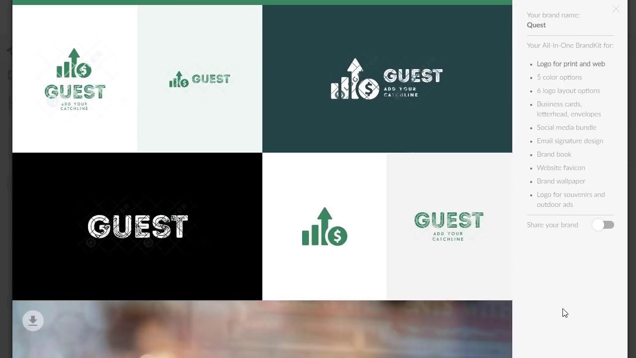 logo creation software