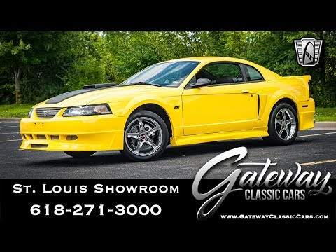 2001 Ford Mustang GT Gateway Classic Cars St. Louis #8193