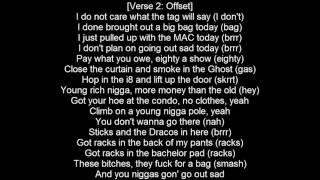 Migos - What The Price Lyrics