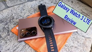 Samsung Galaxy Watch 3 LTE Review - Who Is It Really For? And Is It Worth It?