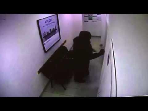Ограбление банка в Новосибирске