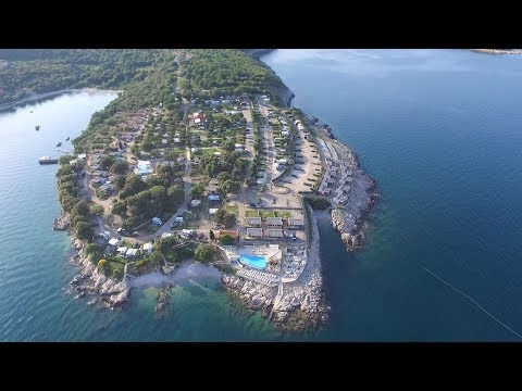 Sveta Marina Croatia květen 2018